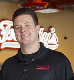 Blake Epperson will open Freddy's Frozen Custard & Steakburgers in Carmel. (Submitted photo)