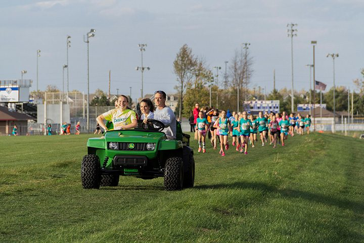 The Liger XC mile will be Oct. 13. (Submitted photo)