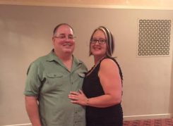 Kim and Bryan Kercheval. (Submitted photo)
