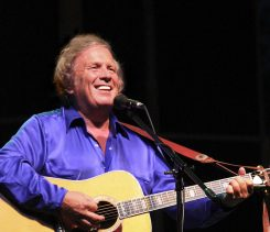 Don McLean will perform at 8 p.m. Oct. 14 at The Warehouse. (Submitted photo)