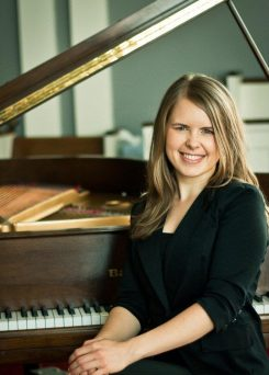 Elizabeth Goodenough is participating in the Indianapolis Opera Resident Artist Program. (Submitted photo)
