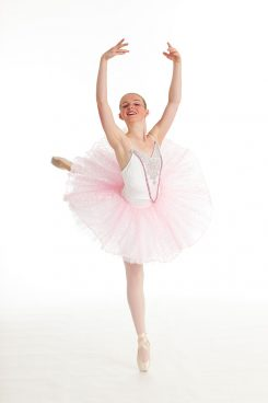 Dancer Hannah Semler. (Submitted photo courtesy of Paul Retzlaff Photography)