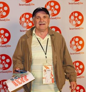Cohen returns to Indiana for the Heartland Film Festival each year. (Submitted photo)