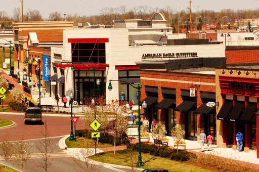 Several new retailers will open in Clay Terrace this year. (File photo)