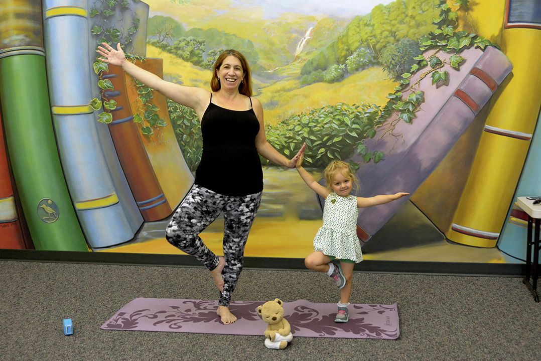 Silly Hearts Yoga Carmel Based Mobile Studio Aims To Isntill Calmness Confidence In Young Children Current Publishing