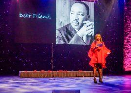 Snapshot: City celebrates MLK Day