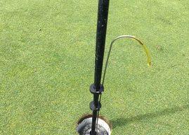 Brookshire Golf Club adds safety measures, including new ball retriever