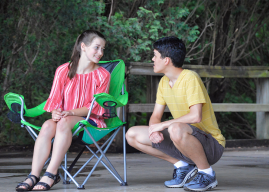 Fishers resident takes on challenge of the Beast in Wisdom Builders Theater production