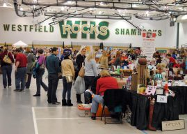 Westfield Band Boosters' craft show moves outside
