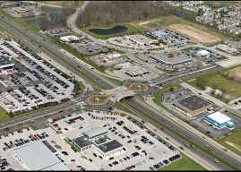 126th Street and Ind. 37 opens in Fishers