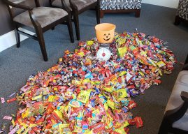 Martine Dentistry holds 12th annual candy buyback
