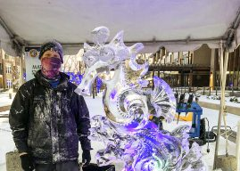 Snapshot: Festival of Ice