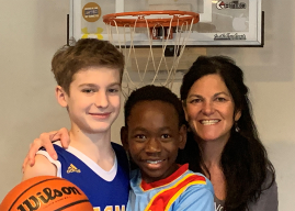 Carmel woman fundraises for basketball court in Democratic Republic of Congo