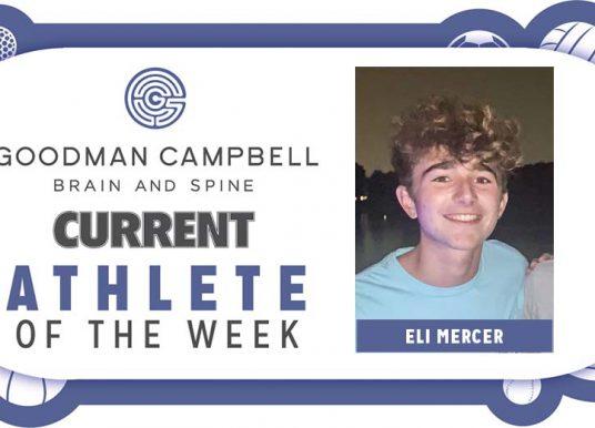 Athlete of the Week: Mercer hopes summer success provides springboard