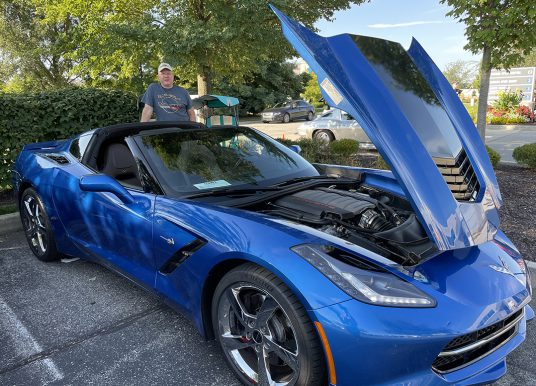 Snapshot: Cruise Indy Car Show benefits Folds of Honor Indiana