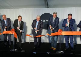 Snapshot: Aptiv celebrates opening of Technical Center in Carmel