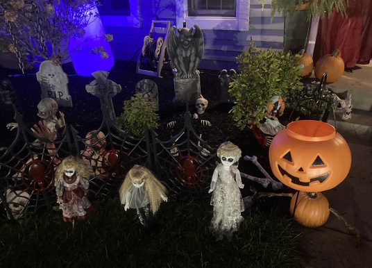 Family's frightening display continues to grow
