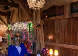 Drive-thru Halloween Barn returns