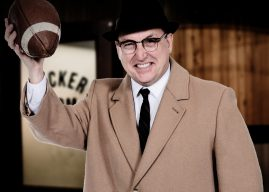 Farrell takes aim at portraying legendary Packers coach in ATI's 'Lombardi'