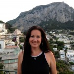 Jeanie Beck in Positano, Italy. (Submitted photos)